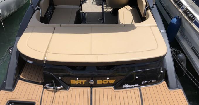 Bootsverleih Sea Ray SPX 210 Villajoyosa Samboat