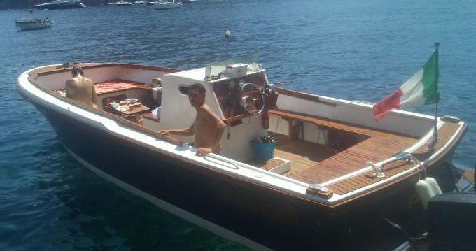 Vermietung Motorboot Lambro  mit Führerschein