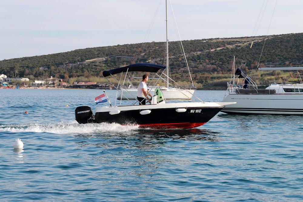 Motorboot mieten in Novaglia Vecchia - Elan Elan 17 CC
