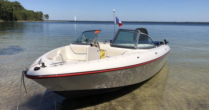 Vermietung Motorboot Sunbird mit Führerschein