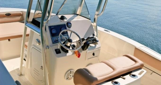 Yacht-Charter in Rhodes - Scout 195 sportfish  auf SamBoat