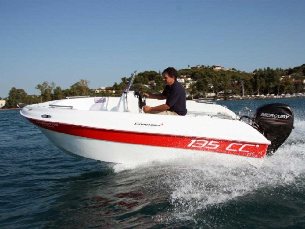 Bootsverleih compass 135 CC Ägäis Samboat