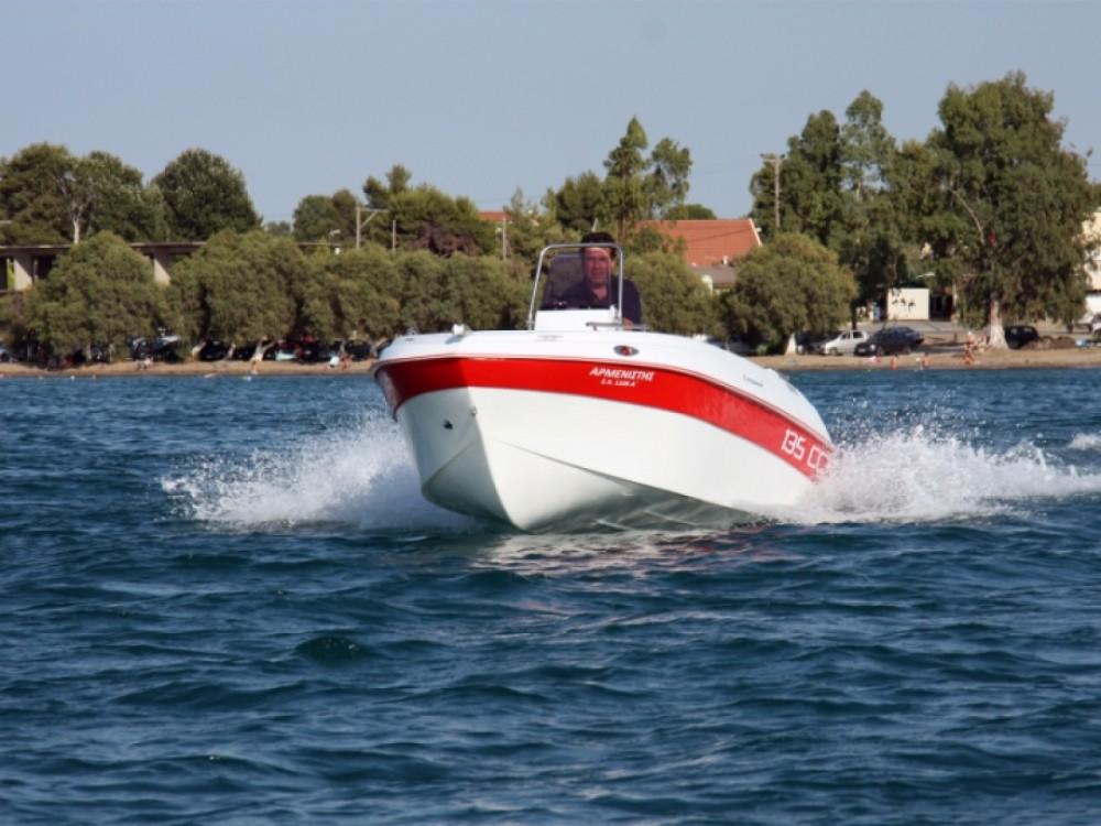 Motorboot mieten in Ägäis zum besten Preis