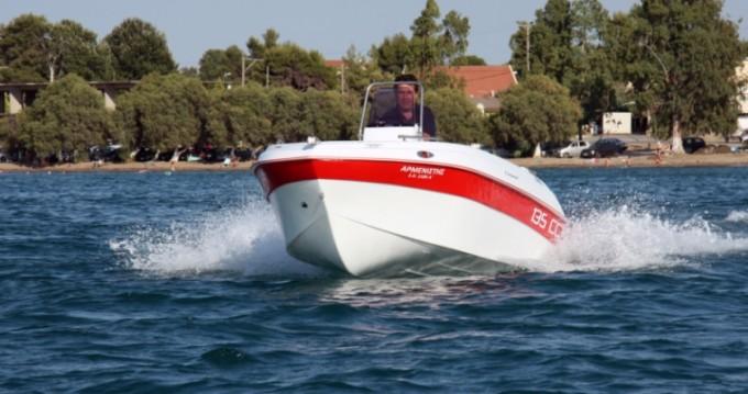 Motorboot mieten in Rhodes - Compass 135 CC
