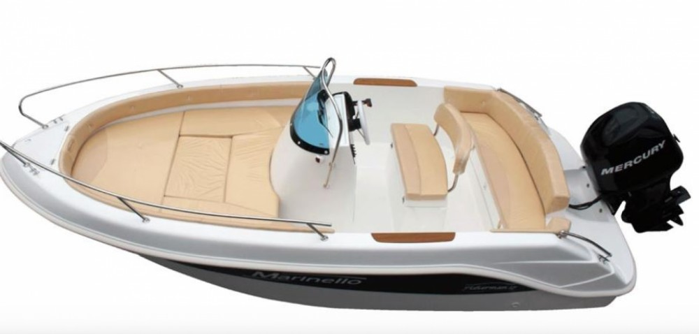 Bootsverleih Marinello 470 Rhodos Samboat