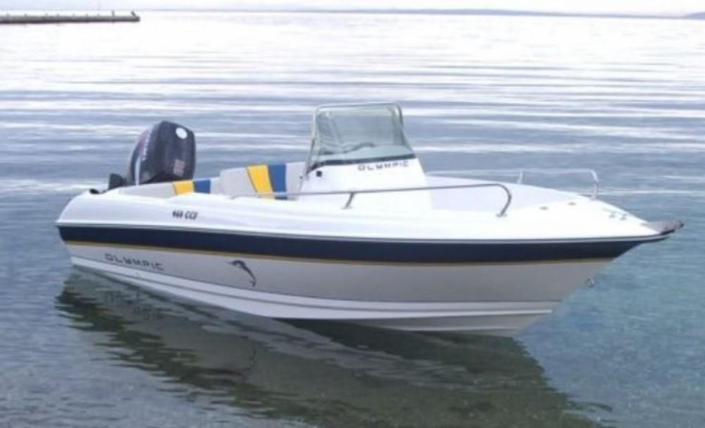 Motorboot mit oder ohne Skipper Olympic mieten in Rhodos