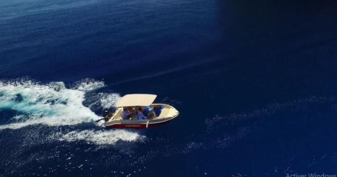 Vermietung Motorboot Proteus mit Führerschein