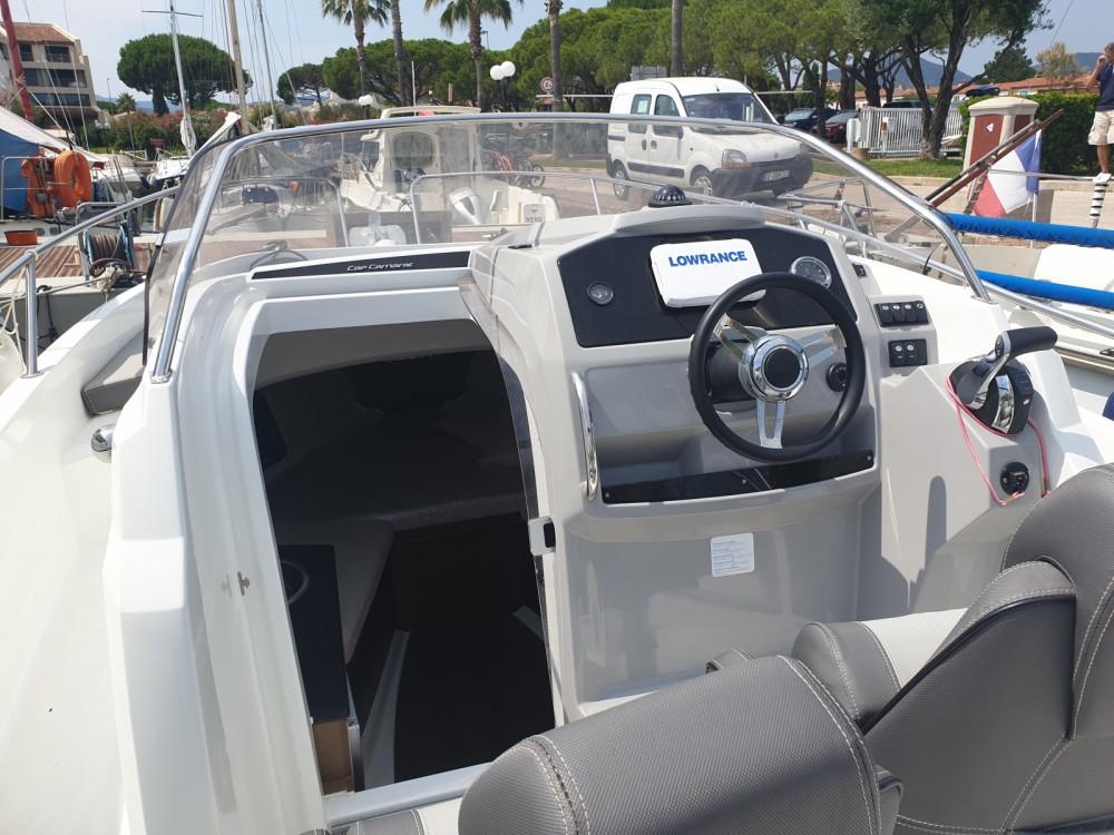 Motorboot mieten in Cogolin - Jeanneau Cap Camarat 7.5 WA