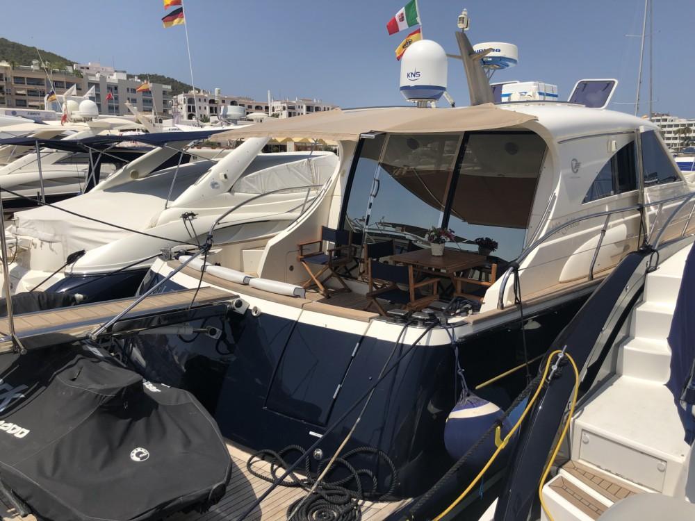 Motorboot mieten in Balearische Inseln - Cantieri Estensi Goldstars 48