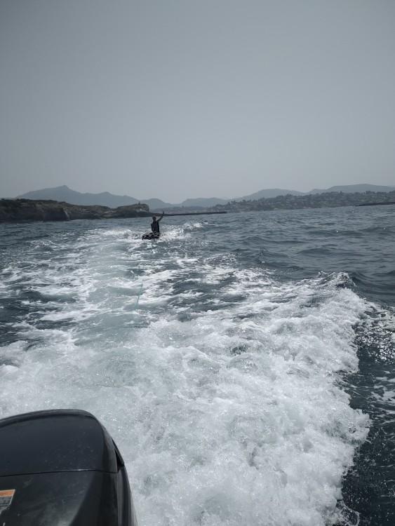 Schlauchboot mieten in Capbreton - Bwa FIVE TEN