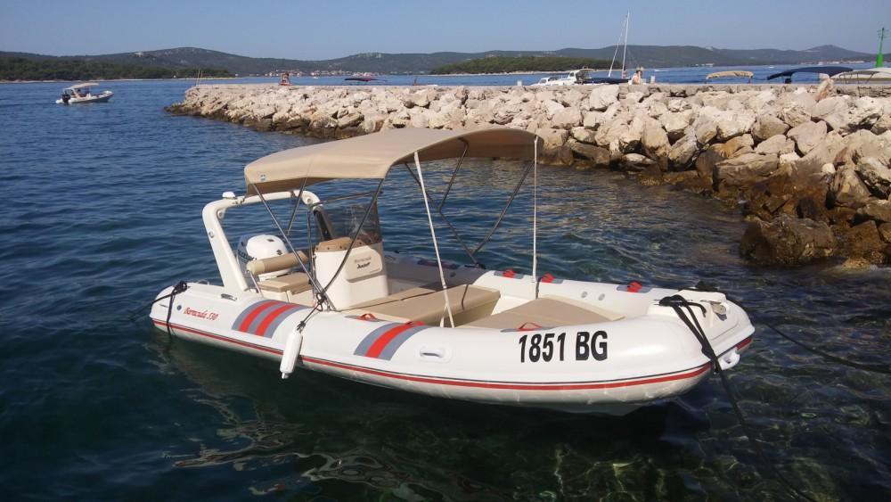 Bootsverleih Barracuda Barracuda 530 Biograd na Moru Samboat