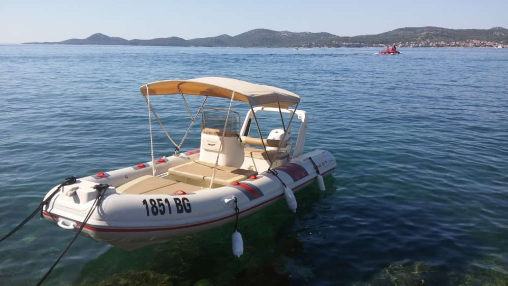 Schlauchboot mieten in Biograd na Moru - Barracuda Barracuda 530