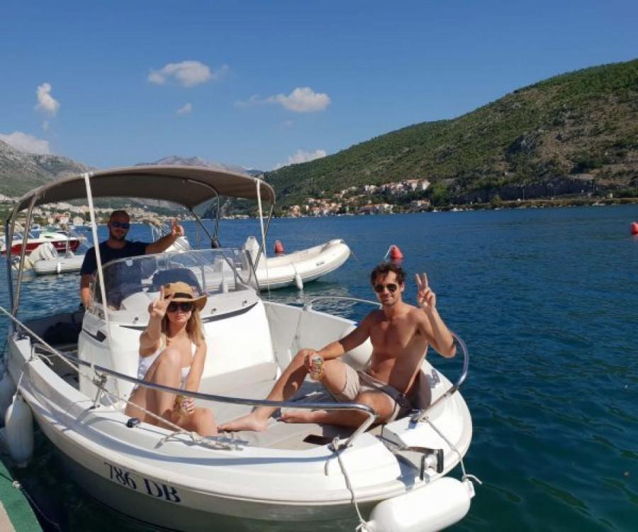 Bootsverleih Dubrovnik günstig Cap Camarat 5.5 WA