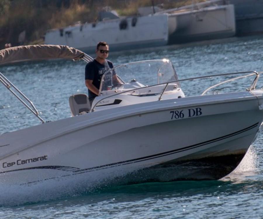 Bootsverleih Jeanneau Cap Camarat 5.5 WA Dubrovnik Samboat