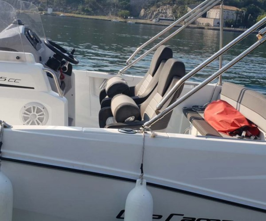 Motorboot mieten in Dubrovnik - Jeanneau Cap Camarat 6.5 CC