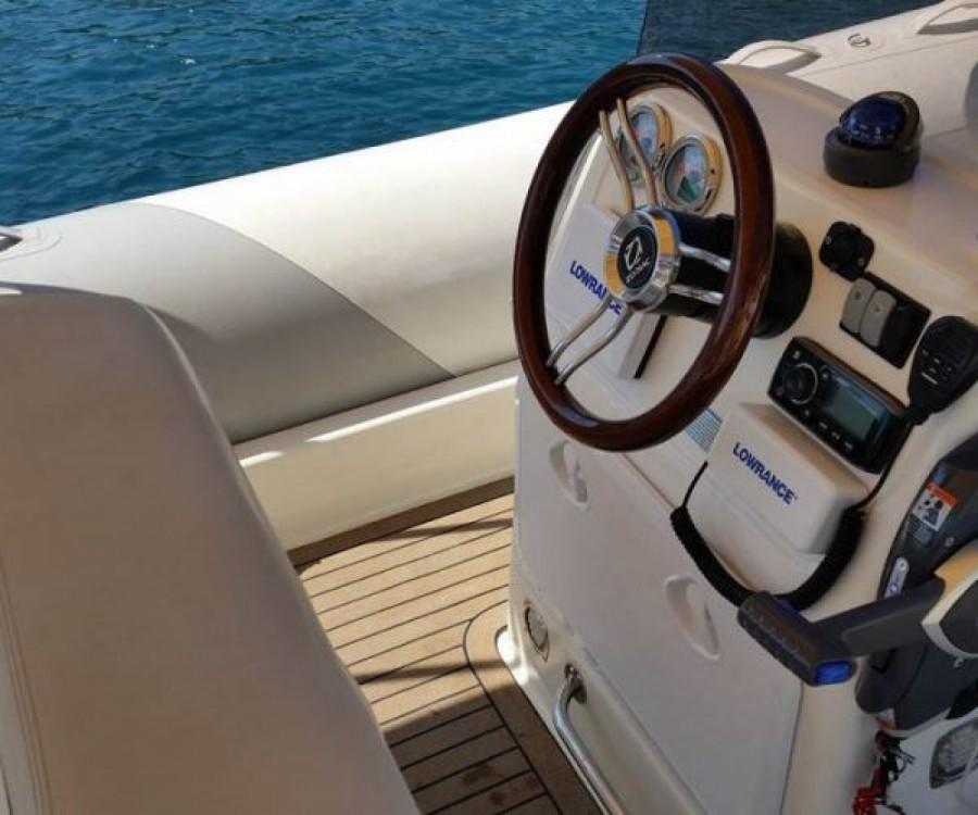 Schlauchboot mieten in Dubrovnik - Zodiac Medline 580