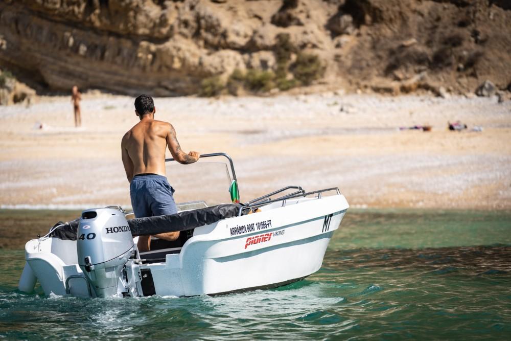 Bootsverleih Pioner Maxi Viking Lissabon Samboat