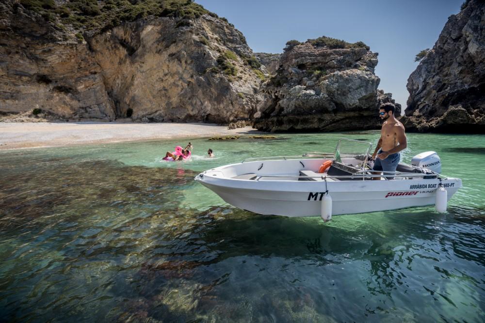 Motorboot mieten in Lissabon - Pioner Maxi Viking