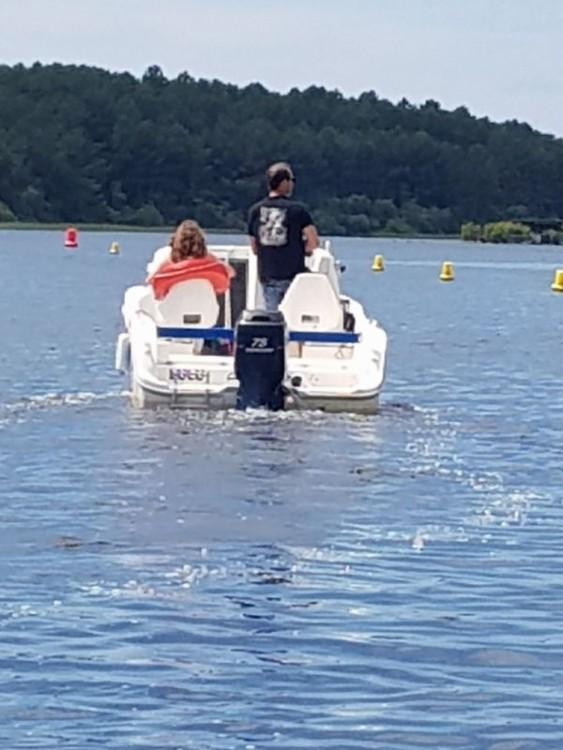 Motorboot mit oder ohne Skipper Nautic Marine mieten in Sainte-Eulalie-en-Born