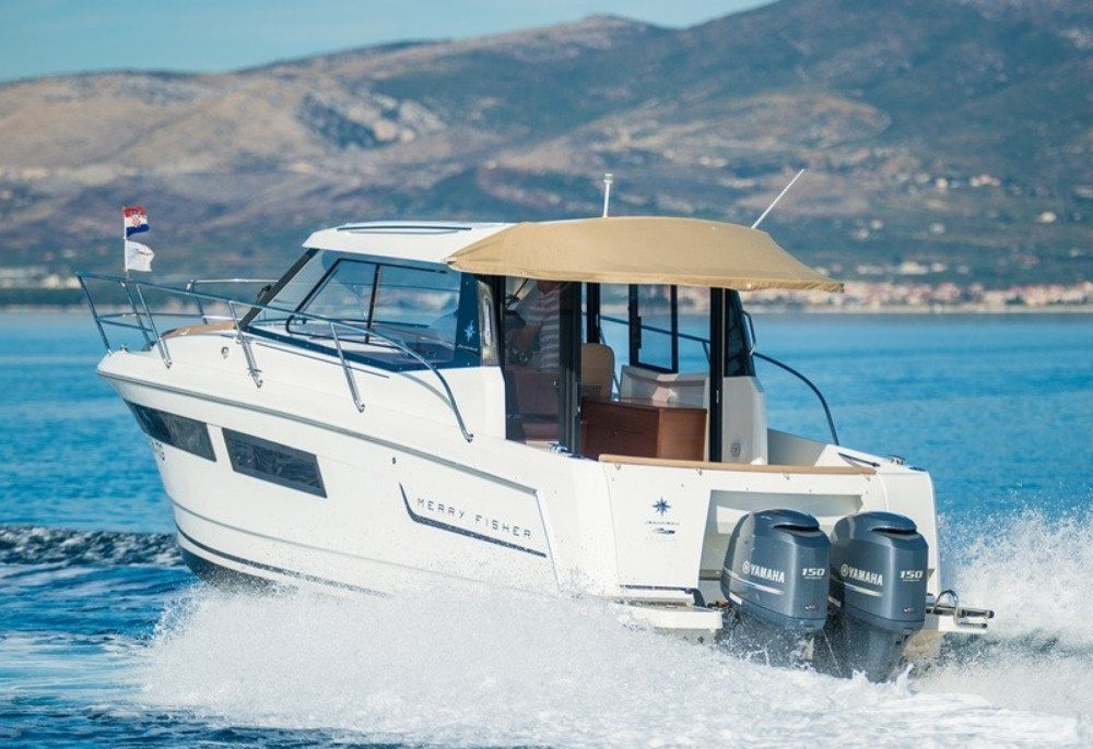 Yacht-Charter in Trau - Jeanneau Merry Fisher 855 auf SamBoat