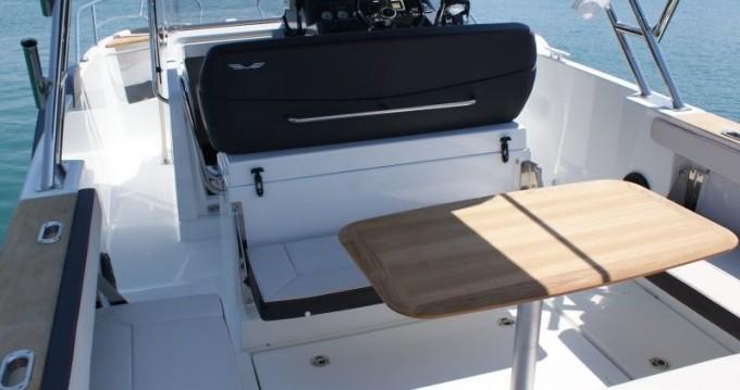 Motorboot mieten in Trogir - Bénéteau Flyer 8.8 SPACEdeck