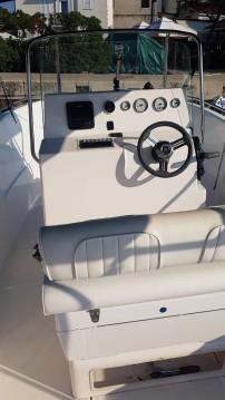 Yacht-Charter in Malinska-Dubašnica - Elan Fishing 650 Cabin  auf SamBoat