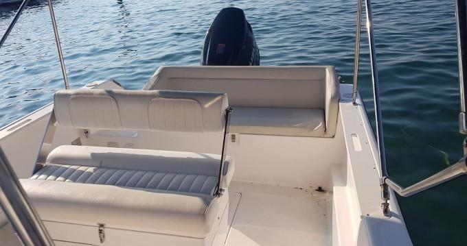 Elan Fishing 650 Cabin  zwischen Privatpersonen und professionellem Anbieter Malinska-Dubašnica