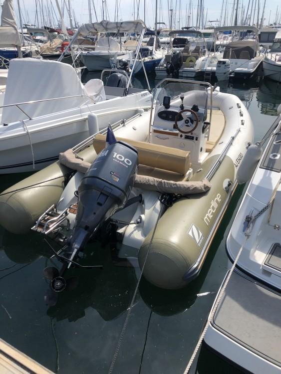 Yacht-Charter in Golfe-Juan - Zodiac Medline 550 Strongan auf SamBoat