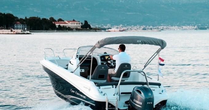 Motorboot mieten in Trogir - Jeanneau Cap Camarat 5.5 CC
