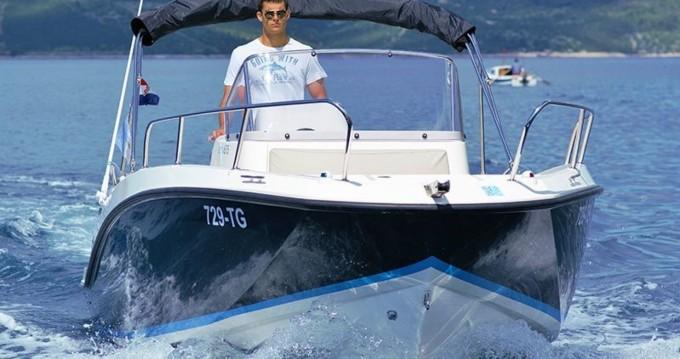 Bootsverleih Quicksilver Quicksilver 675 Activ Open Trogir Samboat