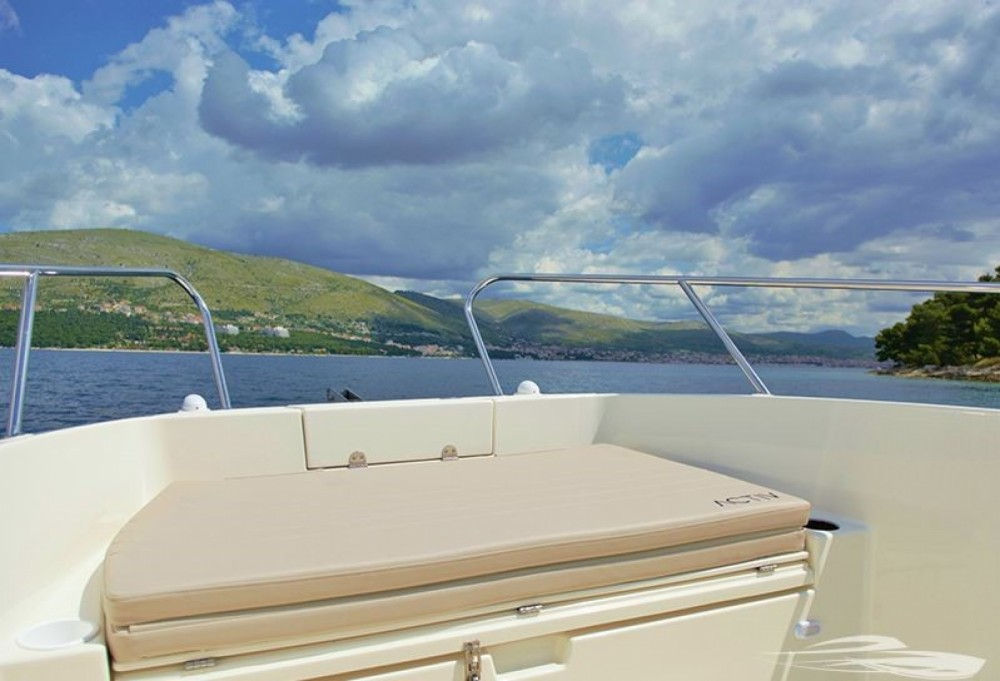 Yacht-Charter in Trau - Quicksilver Quicksilver 675 Activ Open auf SamBoat