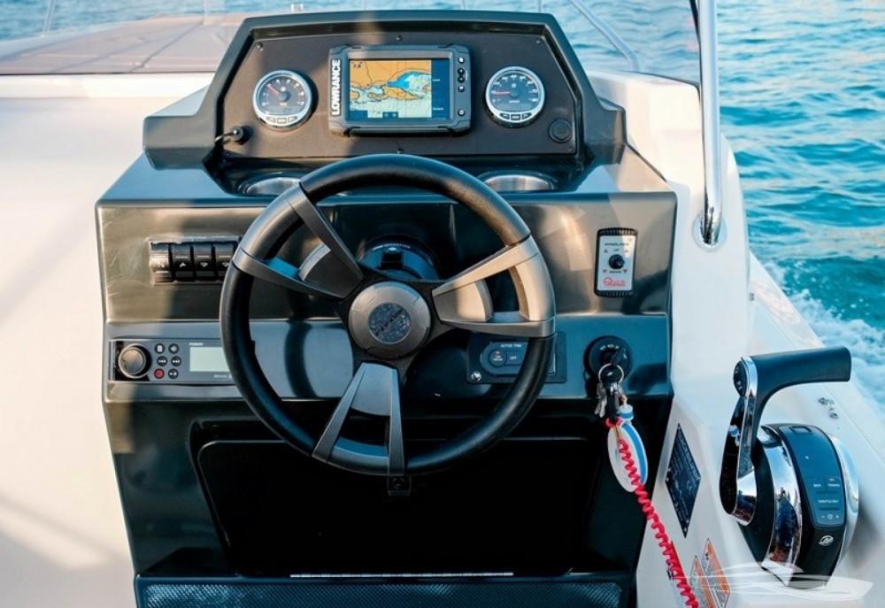 Motorboot mieten in Trau - Quicksilver Quicksilver 675 Activ Sundeck