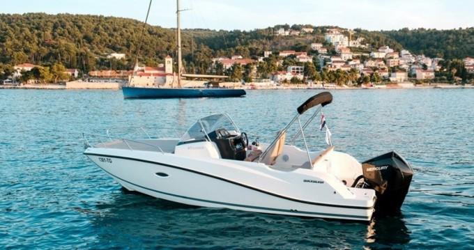 Yacht-Charter in Trogir - Quicksilver Quicksilver 675 Activ Sundeck auf SamBoat