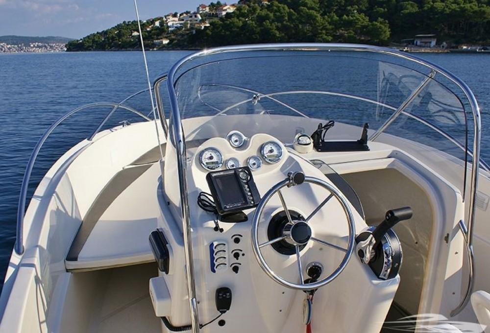 Motorboot mieten in Trau - Quicksilver Quicksilver 635 Commander