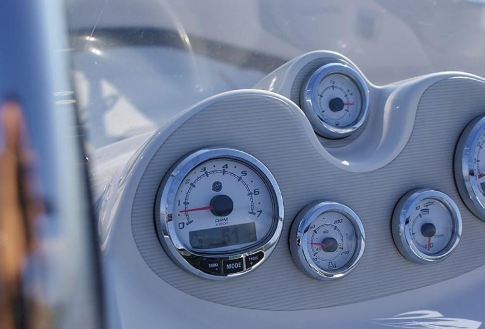 Motorboot mit oder ohne Skipper Quicksilver mieten in Trau