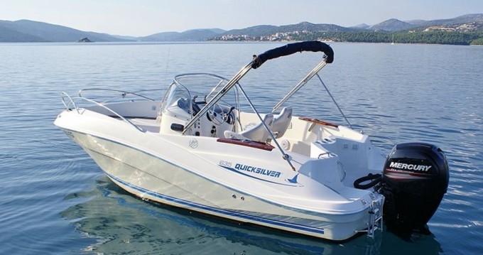 Yacht-Charter in Trogir - Quicksilver Quicksilver 635 Commander auf SamBoat