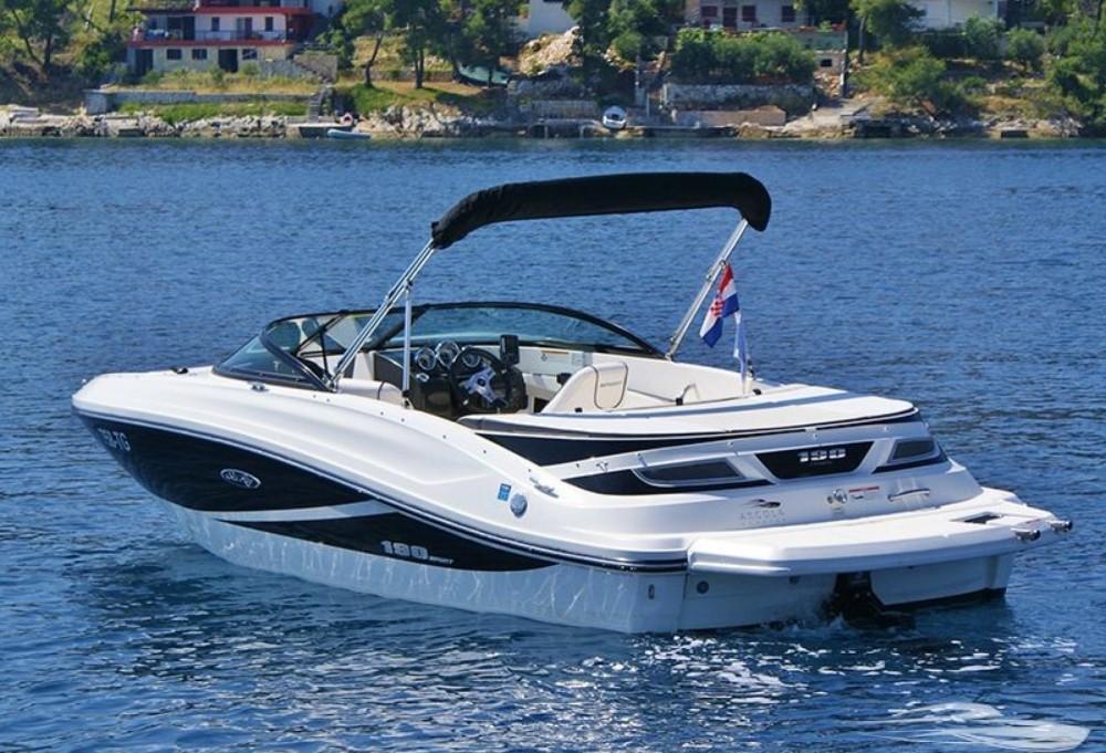 Motorboot mieten in Trau - Sea Ray Sea Ray 190 Sport