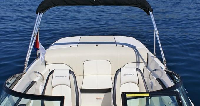 Motorboot mit oder ohne Skipper Sea Ray mieten in Trogir