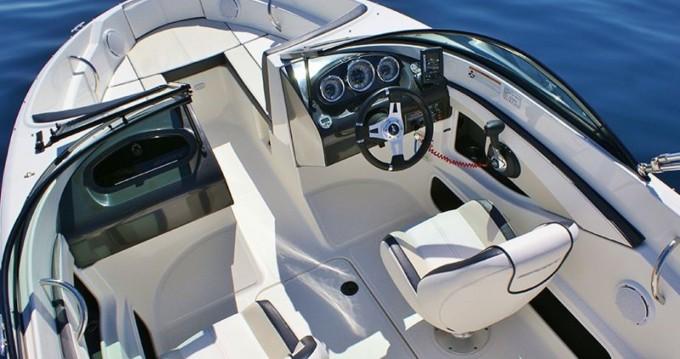 Bootsverleih Trogir günstig Sea Ray 190 Sport