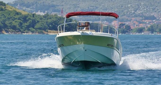 Schlauchboot mieten in Trogir - Mingolla Brava 22