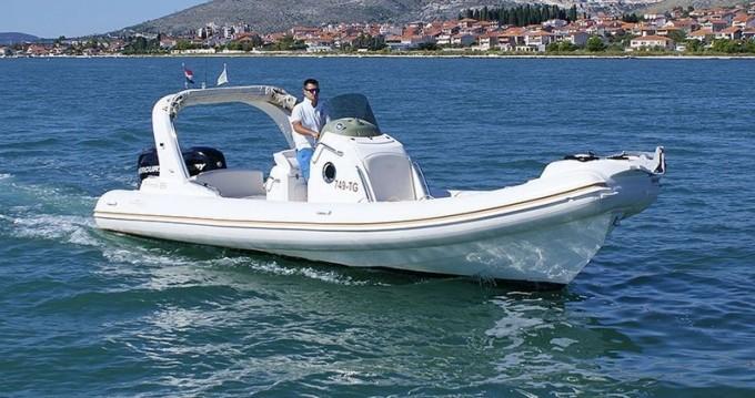 Schlauchboot mieten in Trogir zum besten Preis