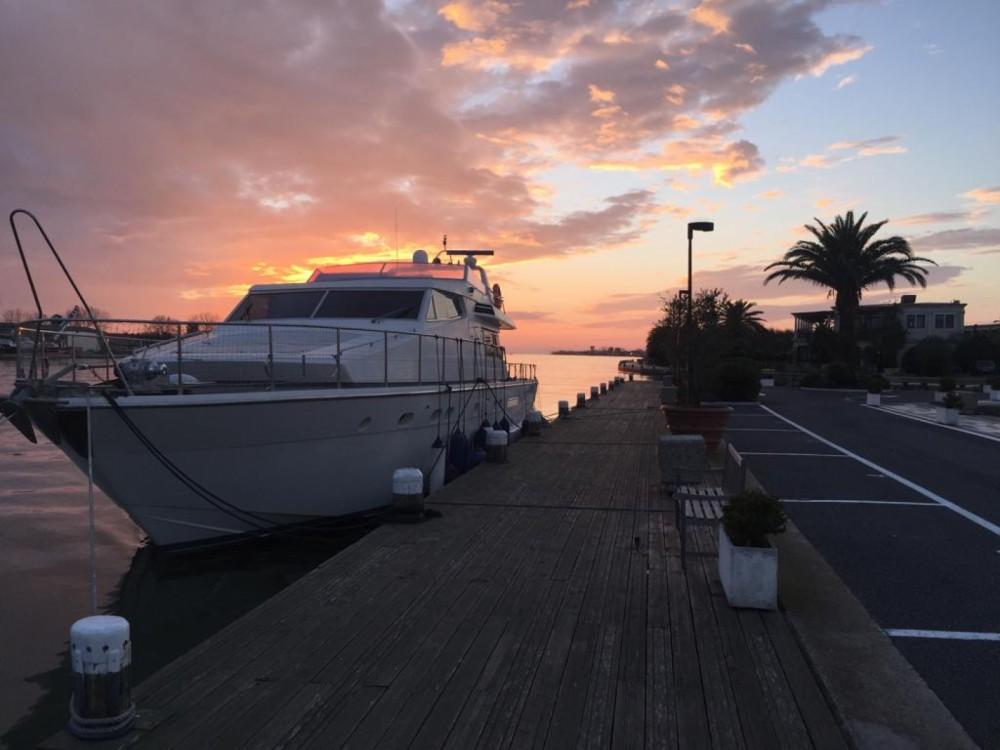 Yachten mit oder ohne Skipper San Lorenzo mieten in Fiumicino