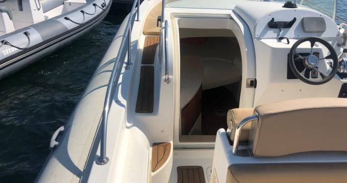 Schlauchboot mieten in Porto-Vecchio - Capelli Tempest 900 WA