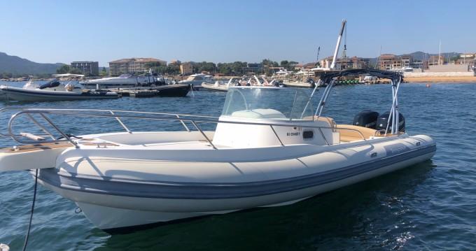 Bootsverleih Capelli Tempest 900 WA Porto-Vecchio Samboat