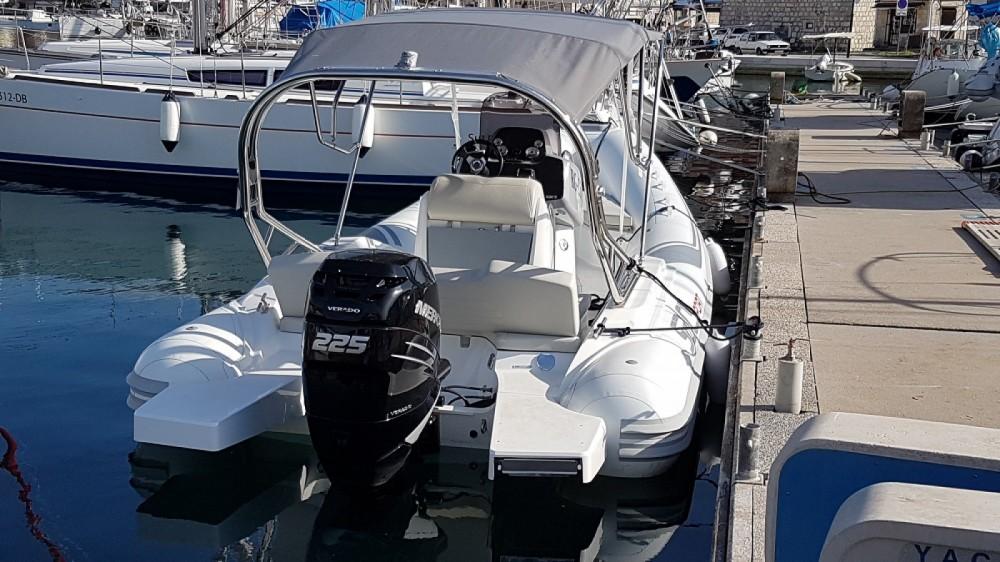 Yacht-Charter in Split - Sacs Sport 700 auf SamBoat