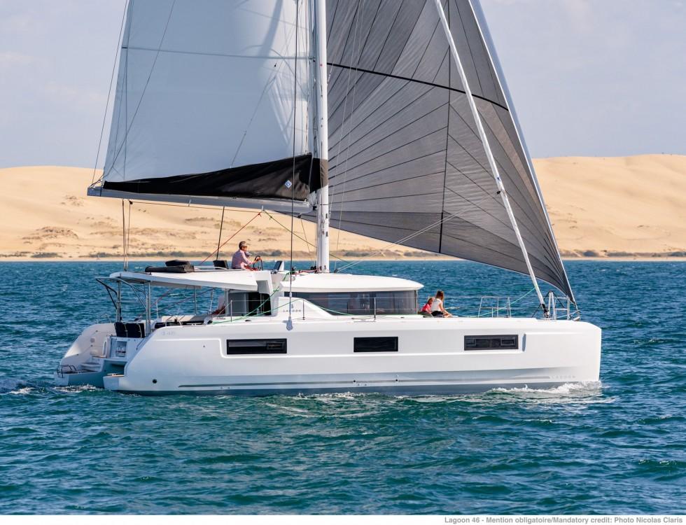 Yacht-Charter in Peloponnese - Lagoon Lagoon 46 - 4 + 2 cab. auf SamBoat