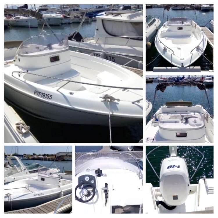 Yacht-Charter in Saint-Cyprien - Cn-Cap-Ferret Open 652 auf SamBoat