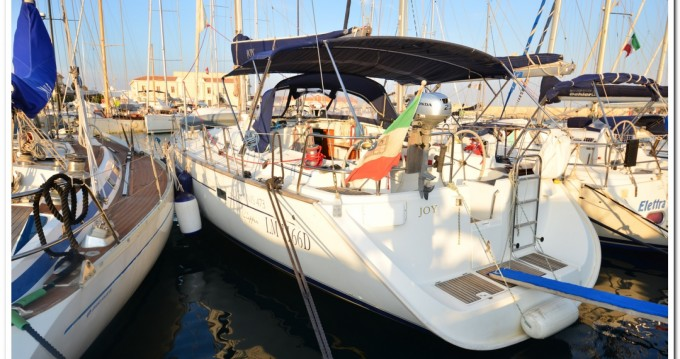 Segelboot mieten in La Maddalena - Bénéteau Oceanis 473 Clipper