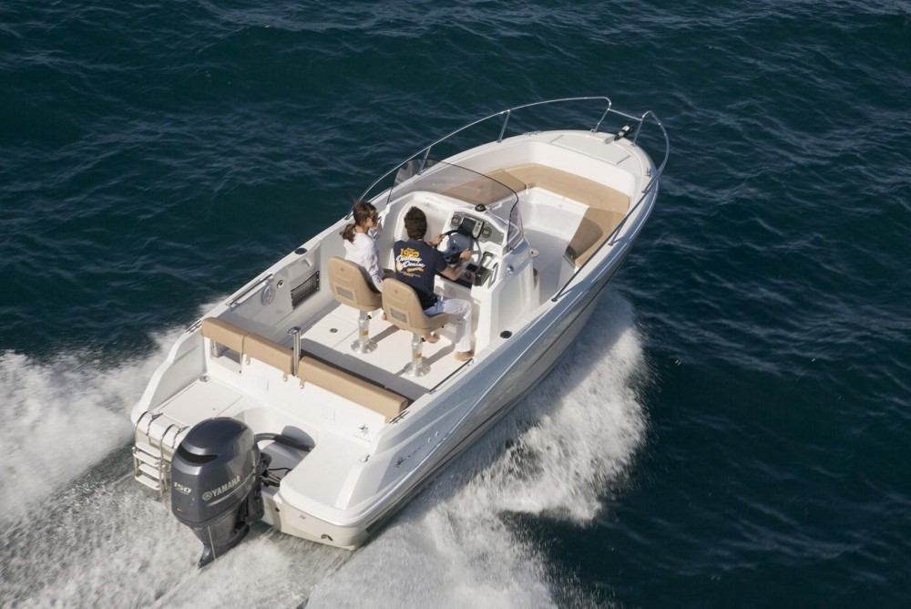 Bootsverleih Jeanneau Cap Camarat 6.5 CC Serie 2 Saint-Mandrier-sur-Mer Samboat