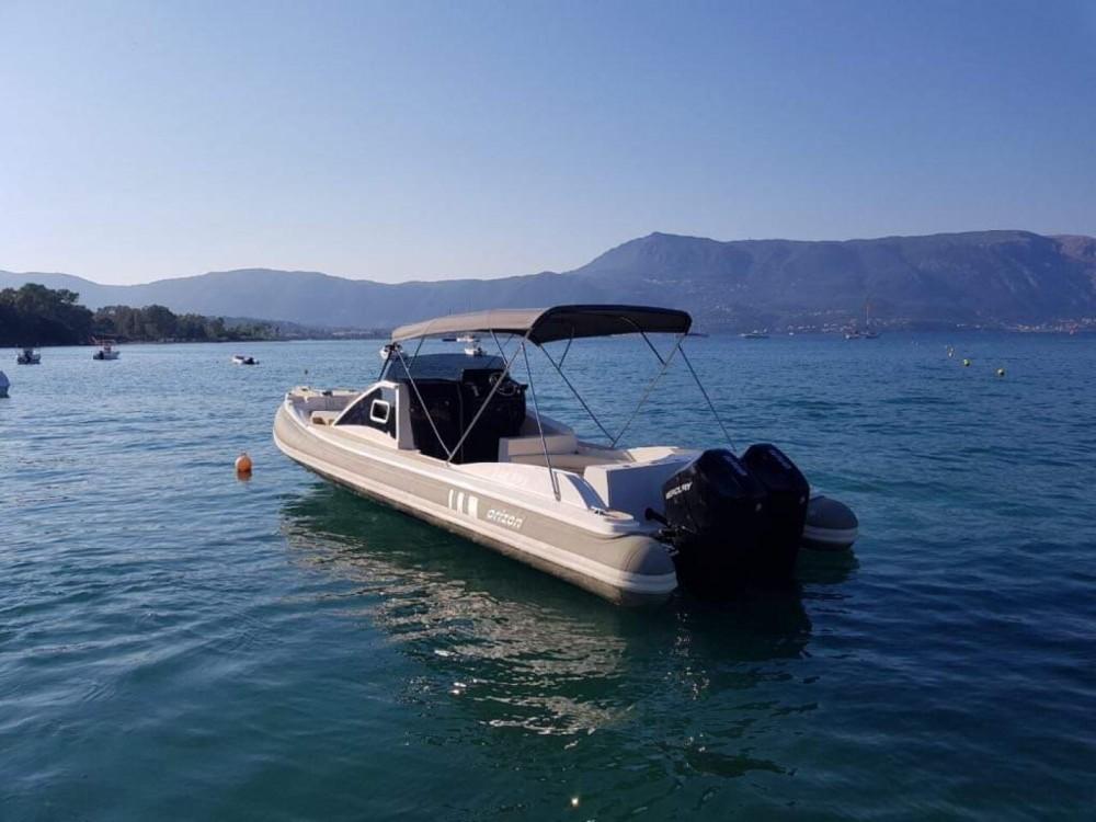 Yacht-Charter in Gouvia - Horizon Bad Boy 36 auf SamBoat